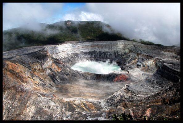 Vulkan Poas 2