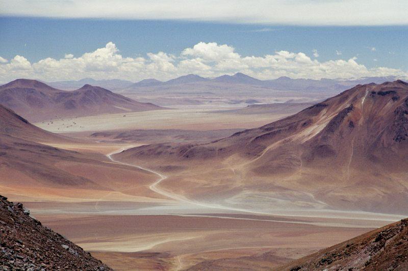 Vulkanbesteigung bei San Pedro de Atacama
