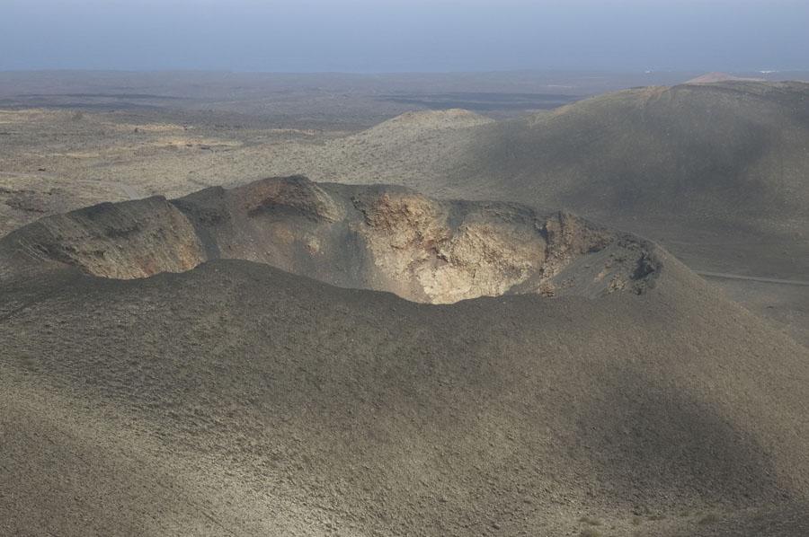 Vulkane auf Lanzarote
