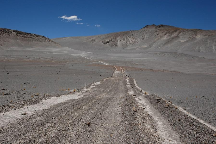 Vulkanlandschaft der Puna Catamarca