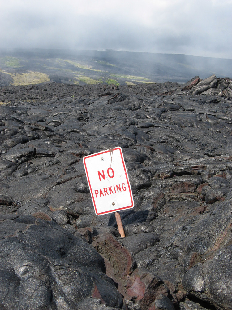 Vulkanparkplatz