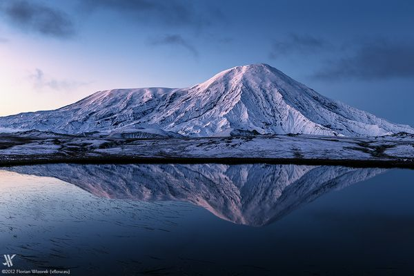 Vulkanspiegelung