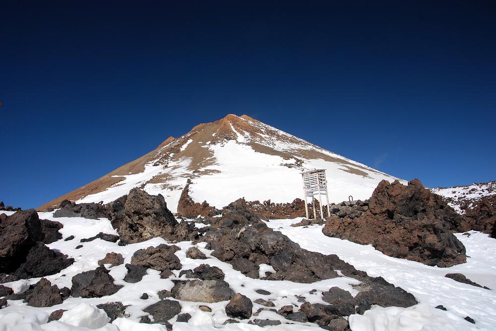 Vulkanspitze
