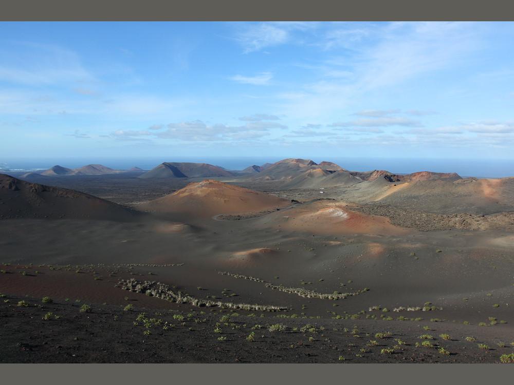 Vulkanwüste