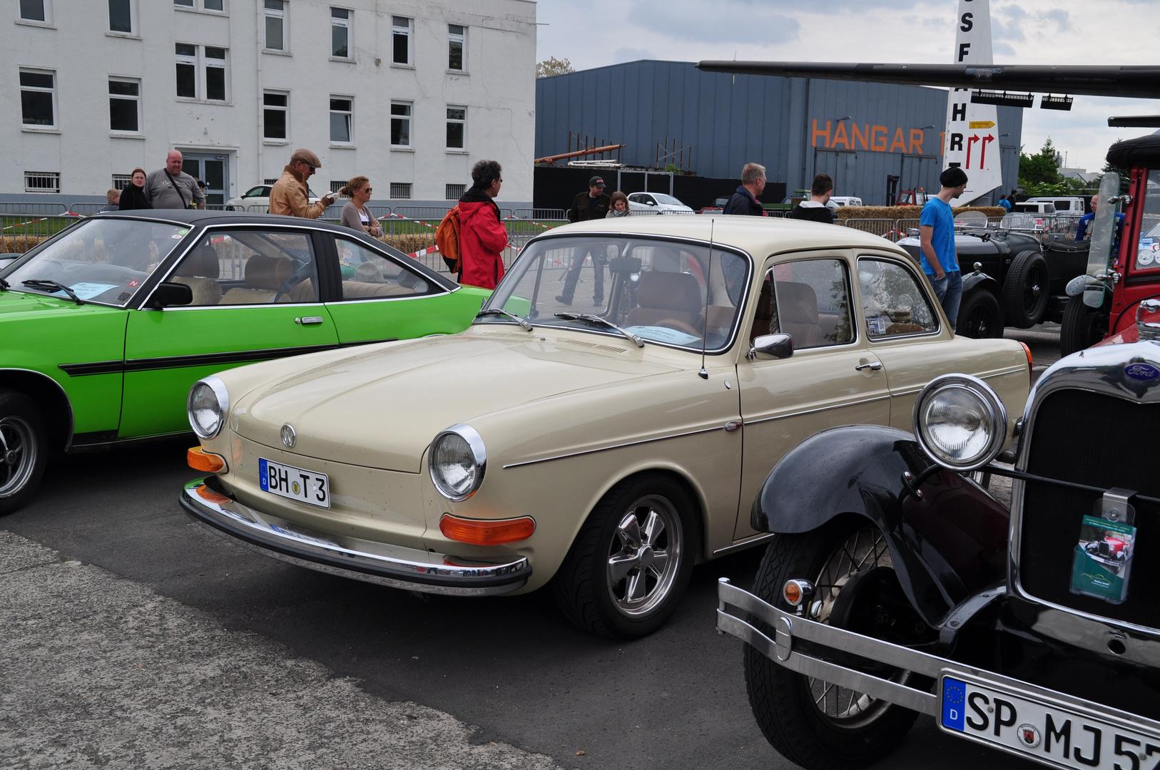 VW 1600 Stufenheck