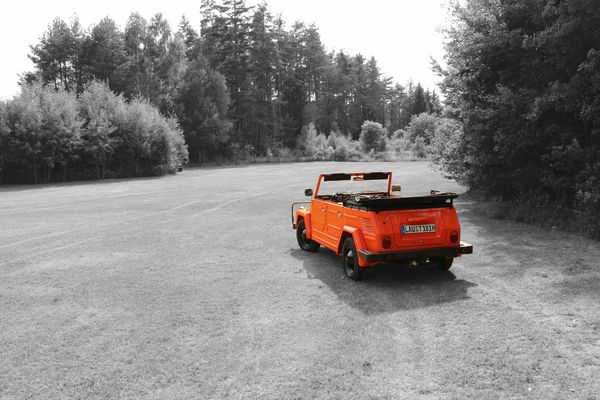 VW 181 - Kurierwagen