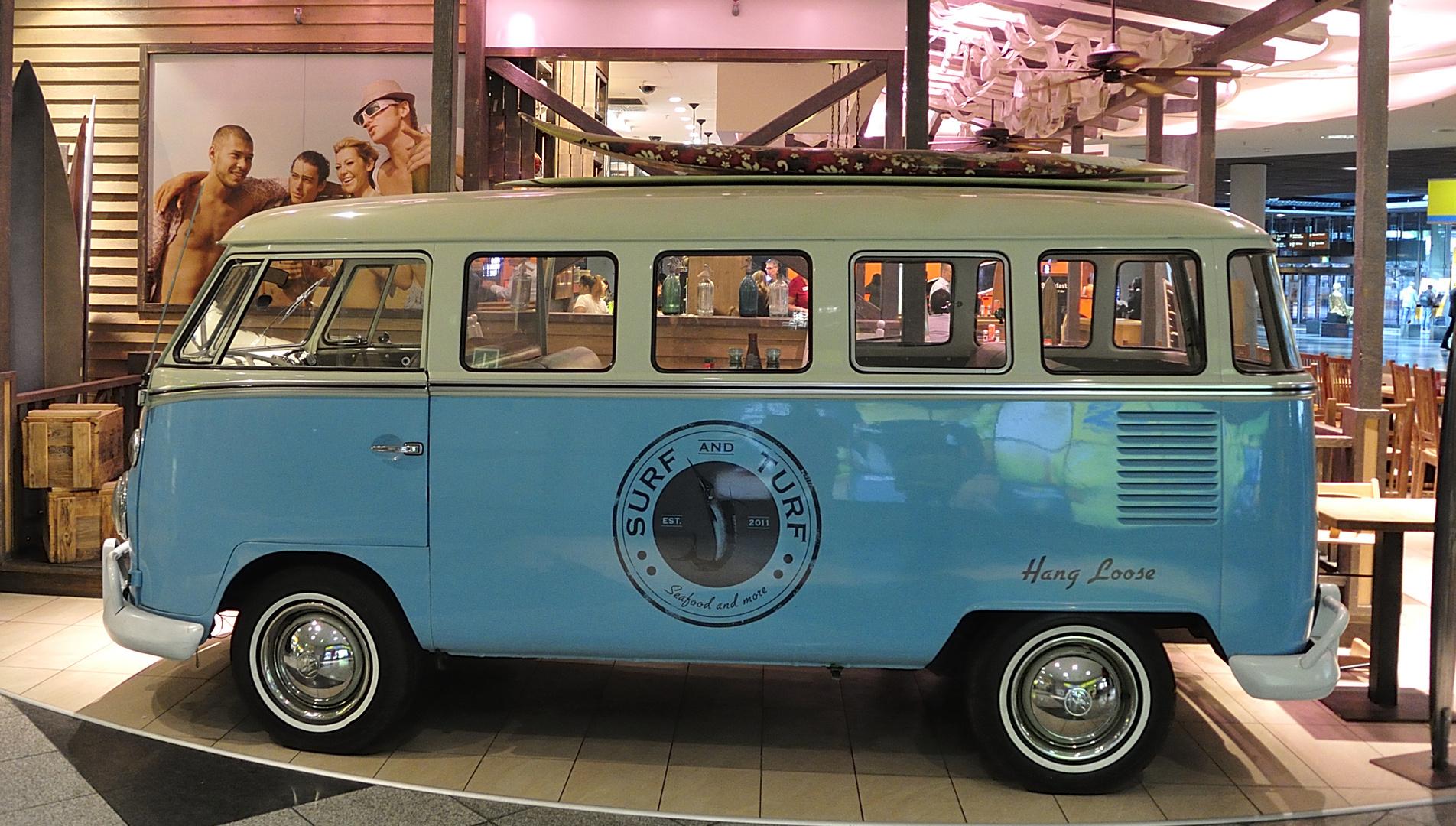 VW Bulli - die Legende 01