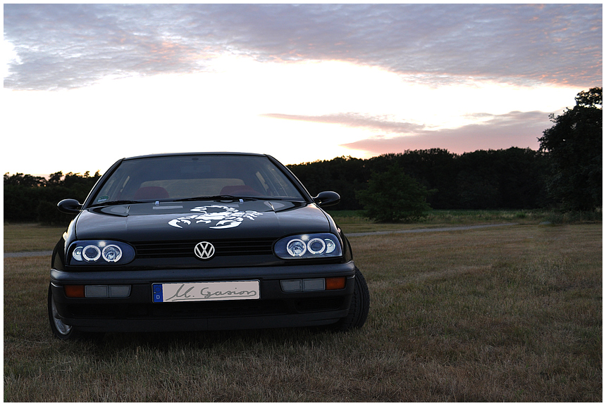 VW Golf III CL