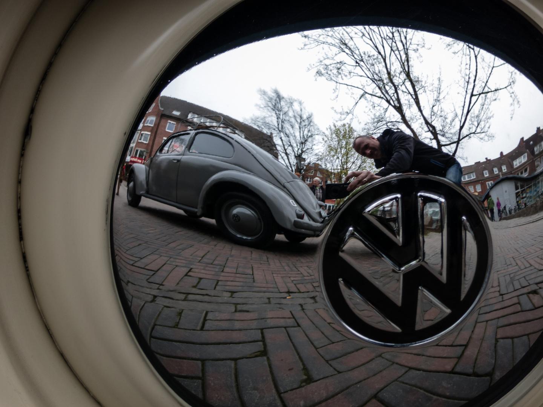 VW im Spiegel