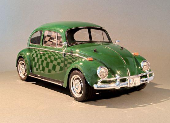 VW Käfer 1966