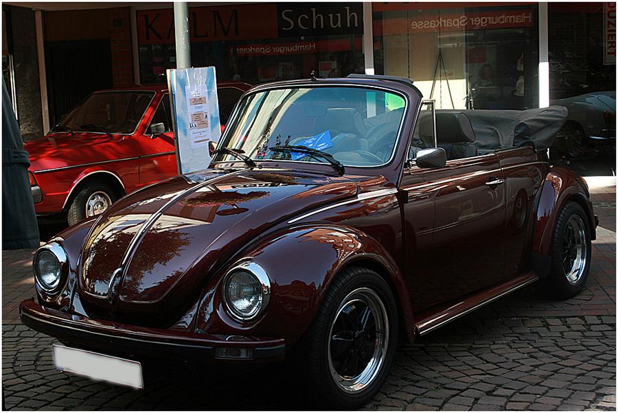 VW - Kaefer - Cabrio