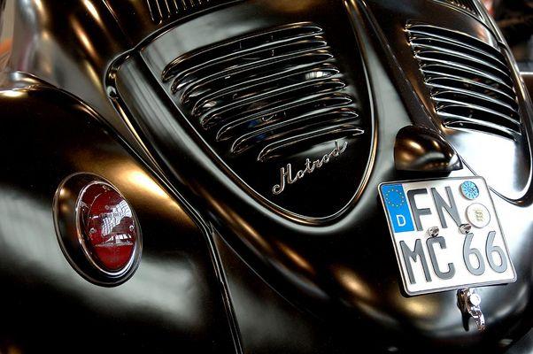 VW Käfer ... heute auf der TUNING WORLD entdeckt