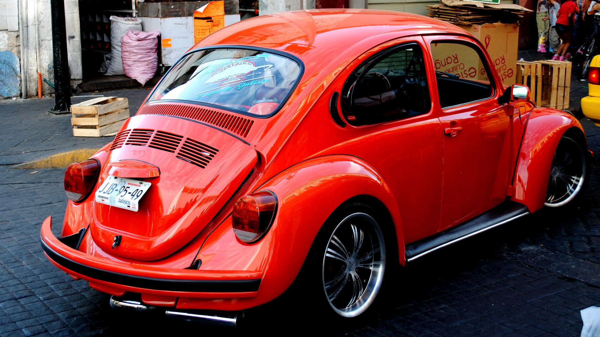 VW Käfer in Mexico