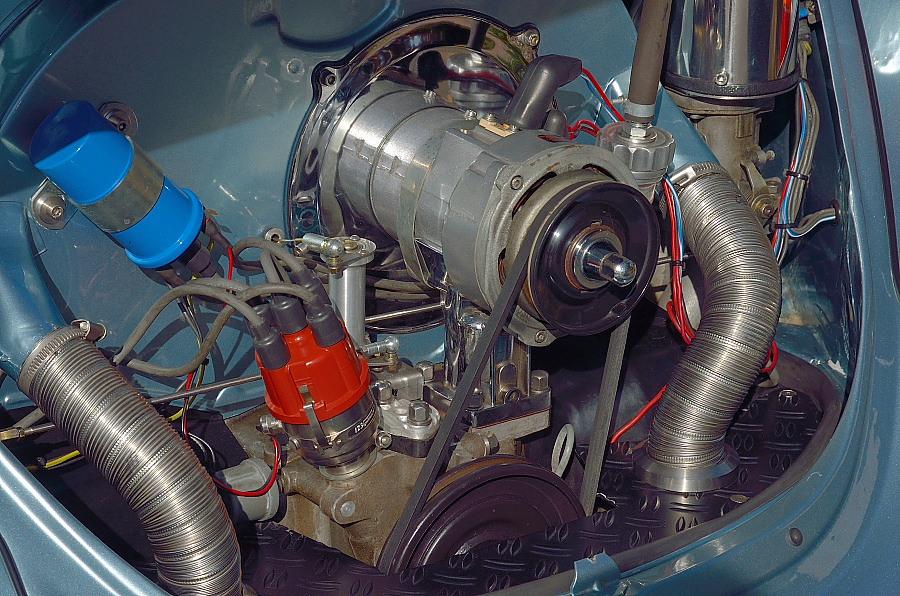 VW Käfermotor