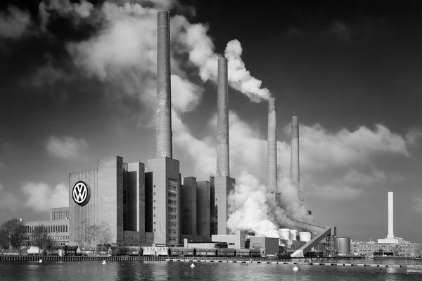 VW-Kraftwerk...