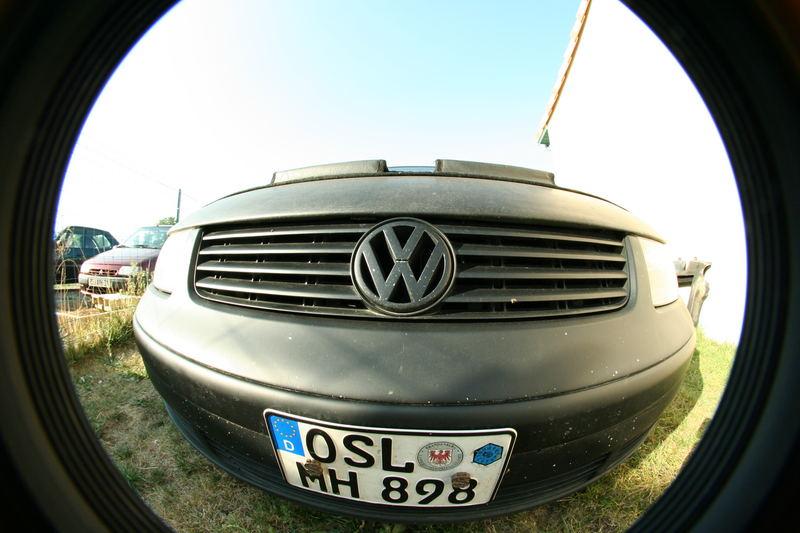 VW Mit Lederbra