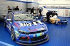 VW Motorsport / 24h Rennen 2010