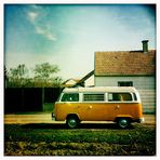 vw t2 - camping