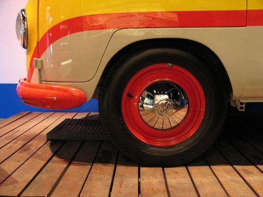 VW Transporter Typ 2