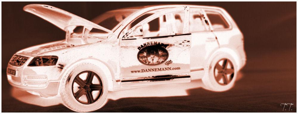 VW Tuareg Dannemann