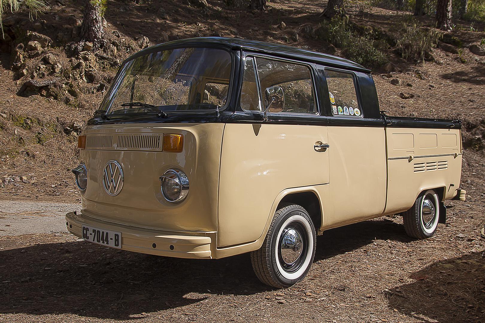 VW Typ2 T2 Pritsche