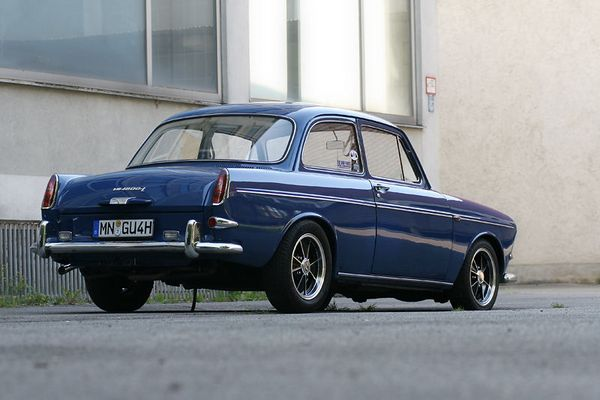 VW Typ3 Baujahr 67