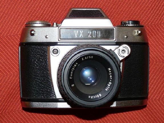"""VX 200, meine """"erste Liebe"""""""
