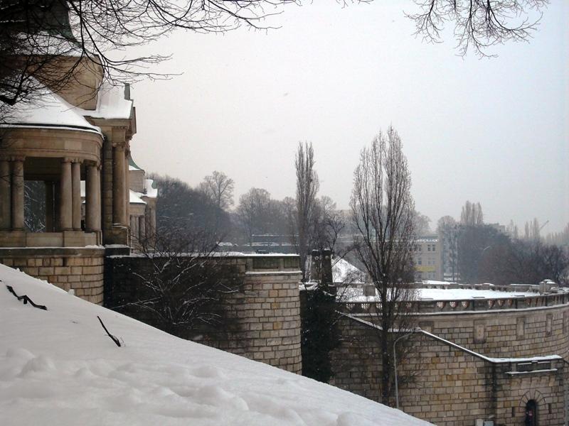 Wały Chrobrego Embankment