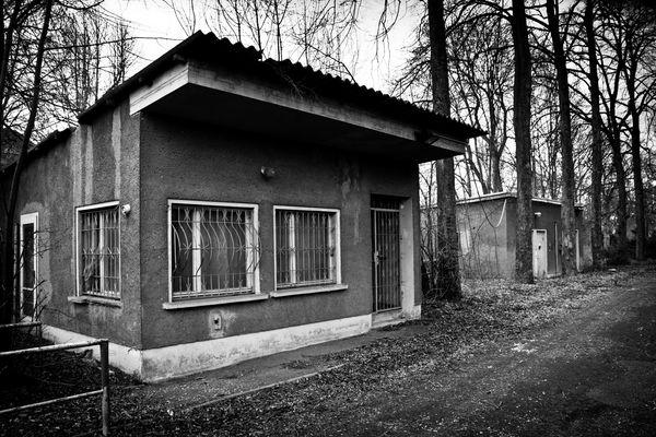 Wachhaus ehemaliges Wehrkreiskommando Gera