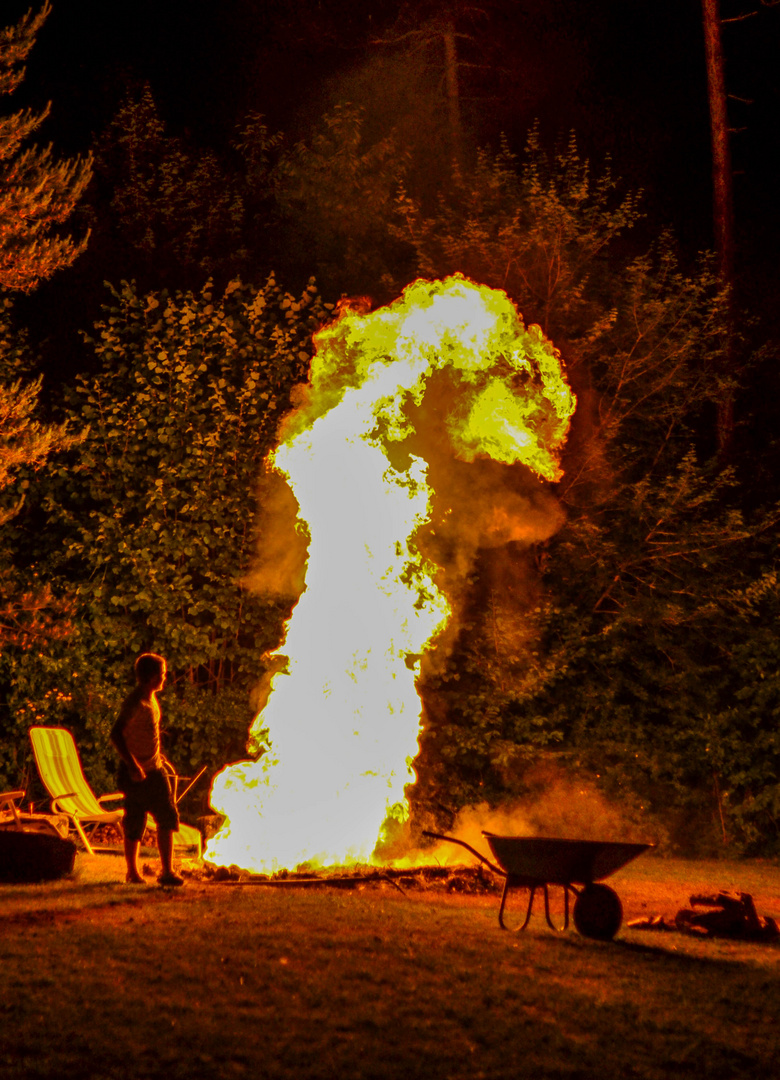 wachs explosion