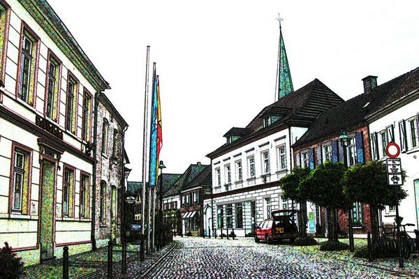 Wachtendonk Street