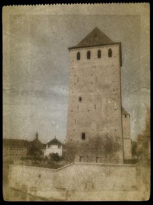 Wachturm anno domini