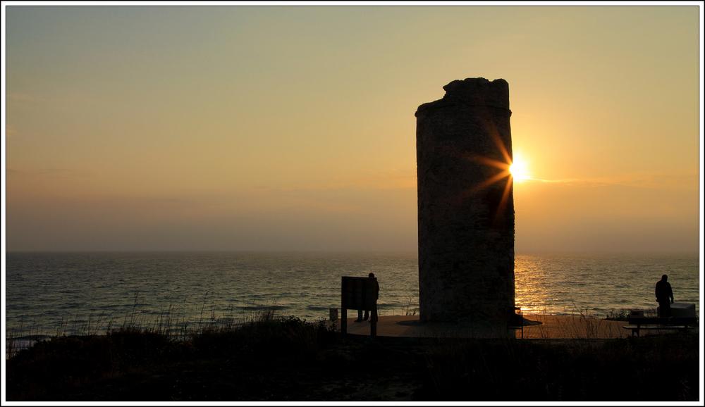 Wachturm El Puerco mit Sternchen