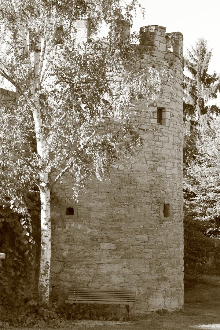 Wachturm Stadtmauer Sulzfeld a. Main