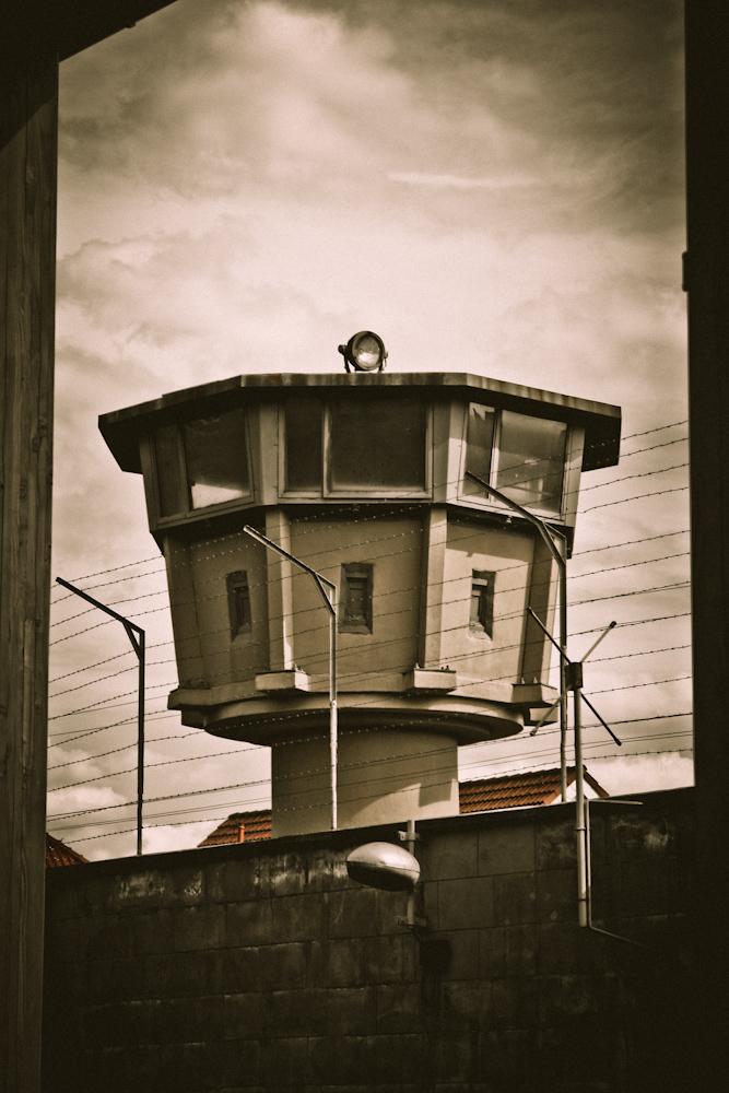 Wachturm Stasi Gefängnis