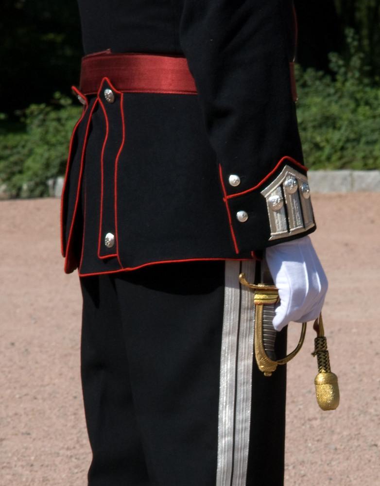 Wachwechsel in Oslo