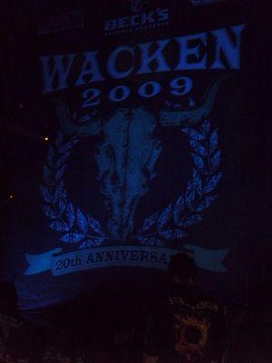 wacken 09 in colors of wacken 2010