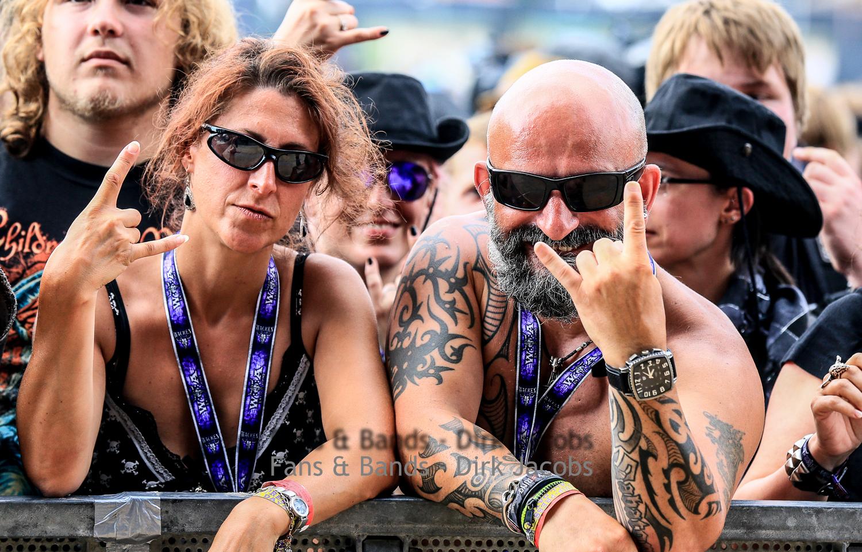 Wacken 2013 Fans