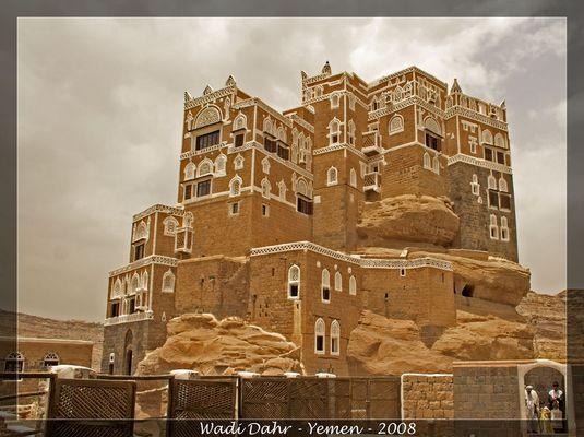 Wadi Dahr - Jemen