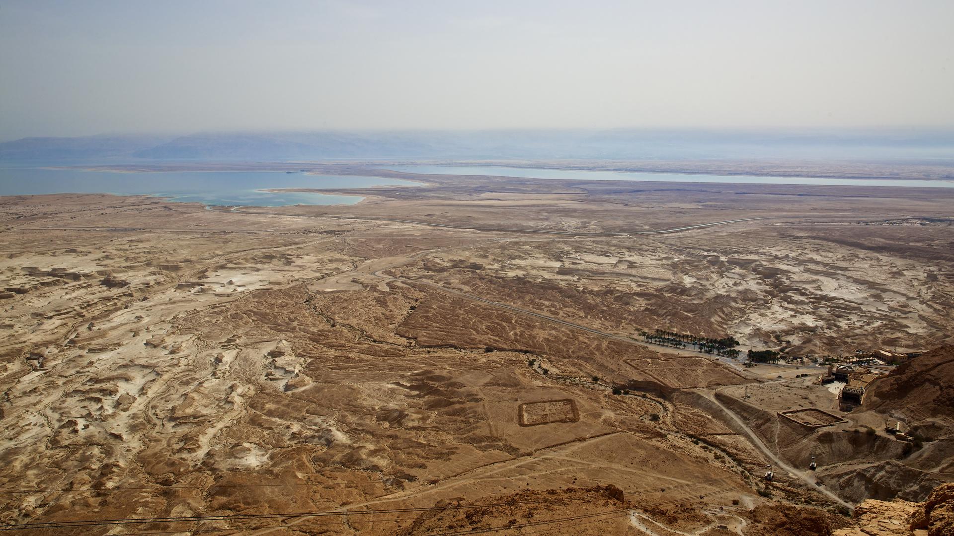 Wadi Masada