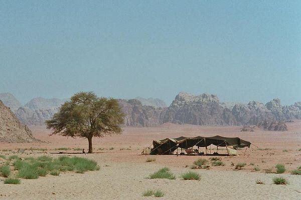 Wadi Rum I Jordanien