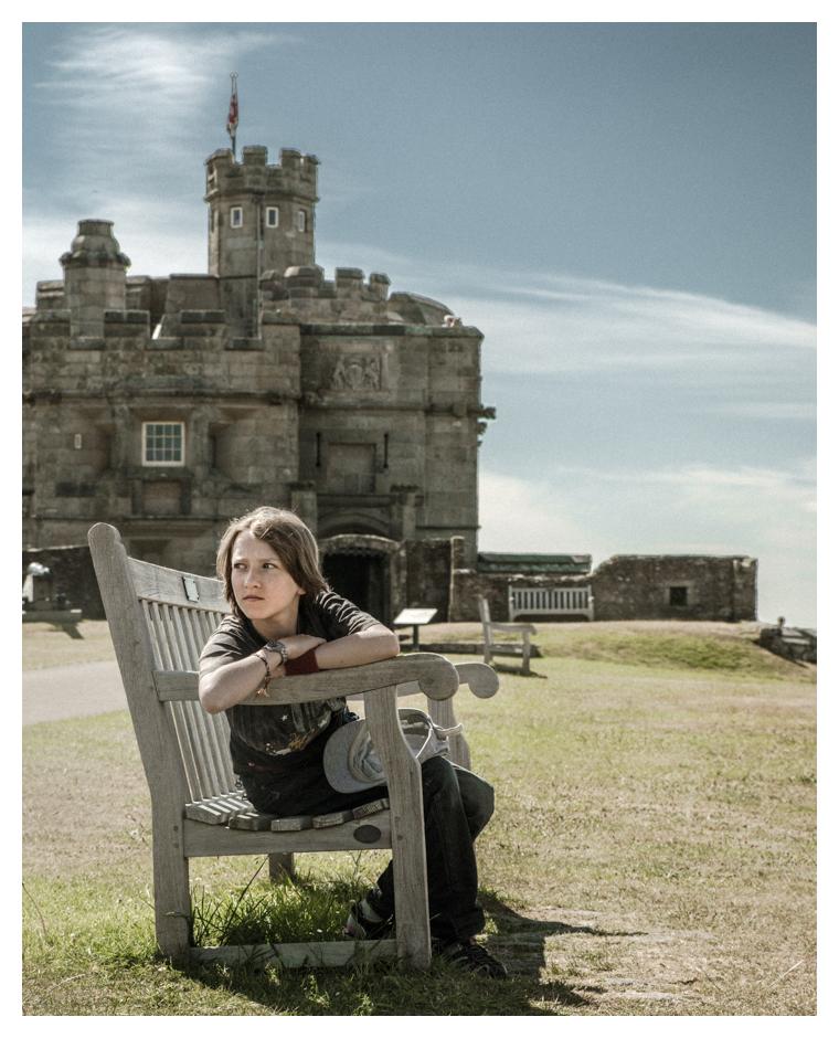 Wächter der Burg