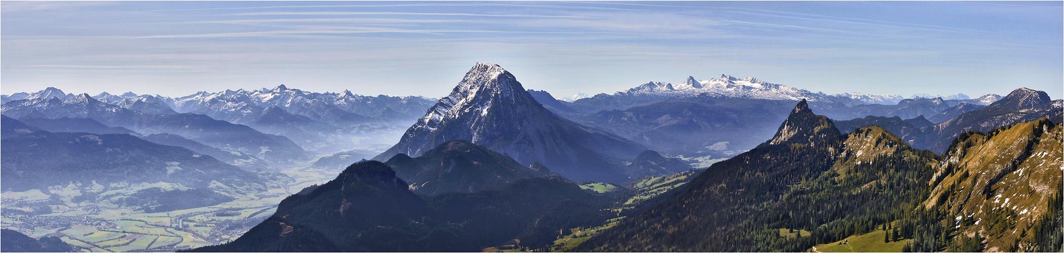 Wächter des Enns-Tales, der Große Grimming (2351m)