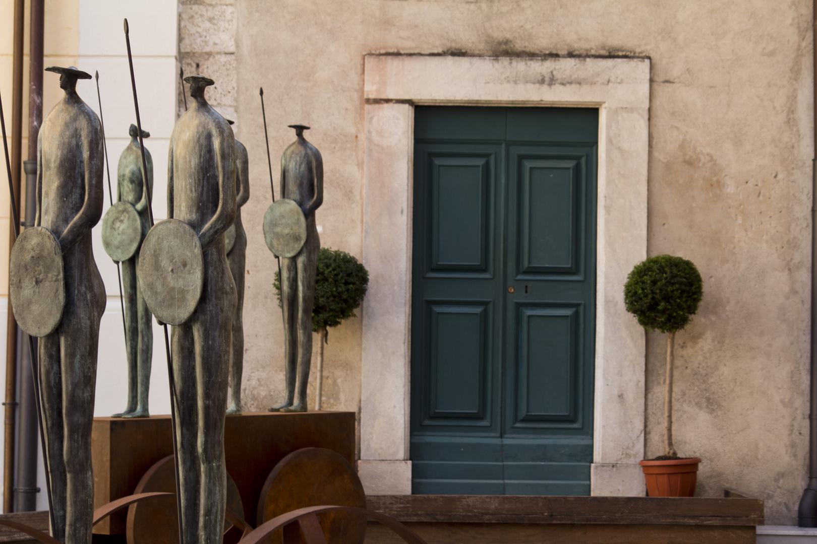 Wächter von Pietrasanta ( Italien )