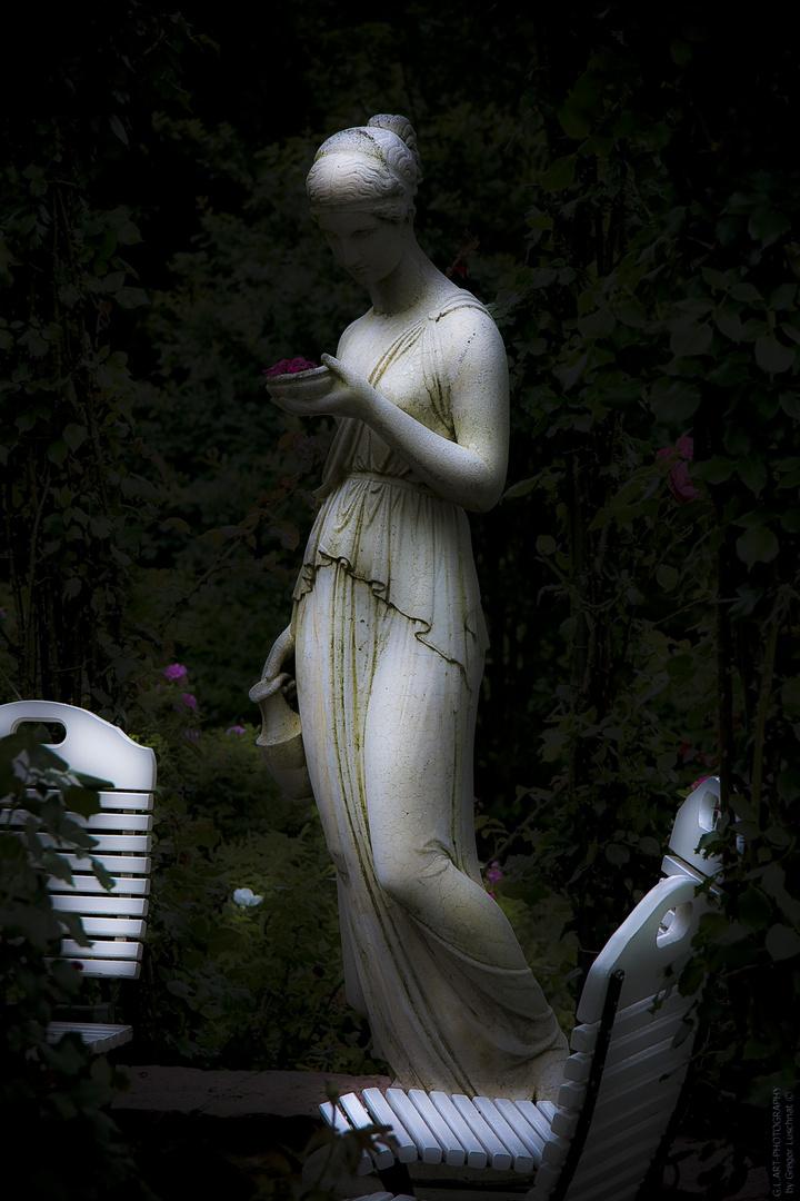 Wächterin der Rosen