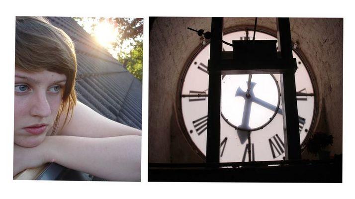 Während die Zeit vergeht...