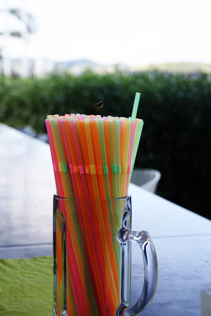 Wäre der Sommer ein Getränk, würde ich mich jeden Tag betrinken !
