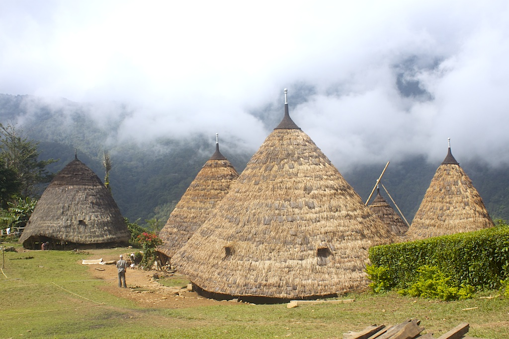 Waerebo Traditioneller Dorf