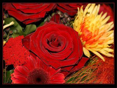 Gestalten mit Blumen