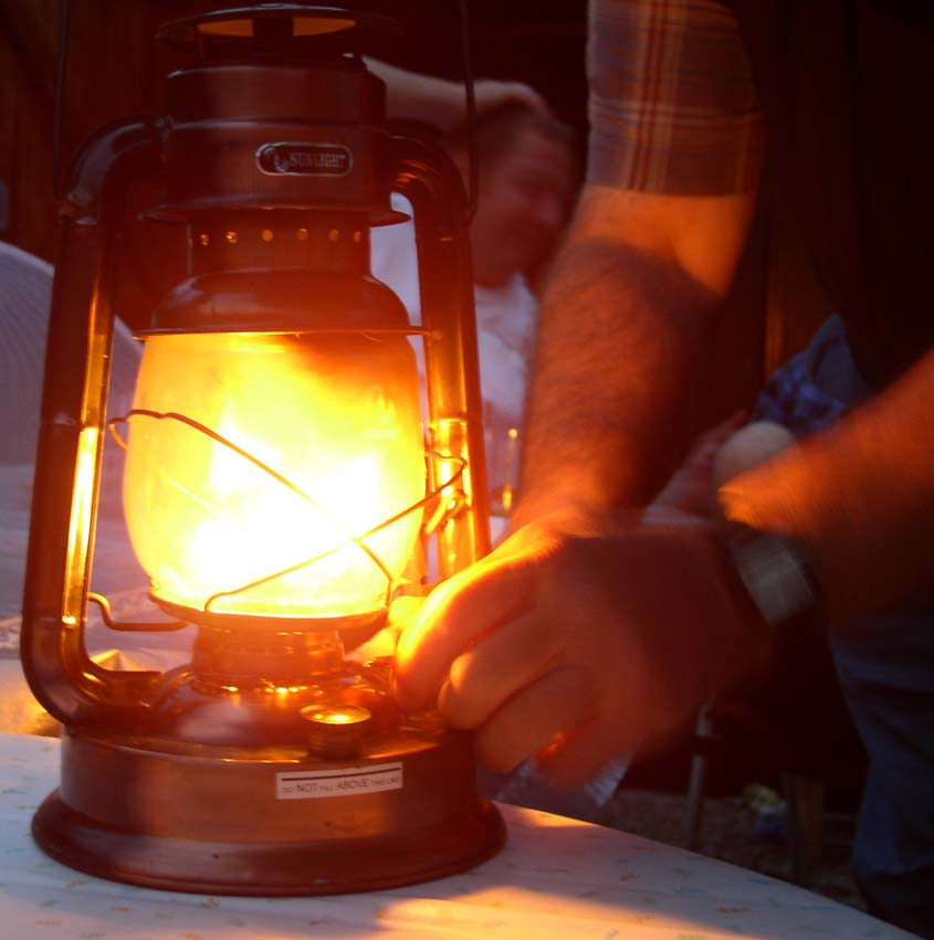 Wärme in der Nacht